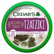 Cedar's Foods Artichoke Spinach Tzatziki