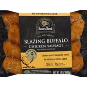 Boar's Head Chicken Sausage Blazing Buffalo