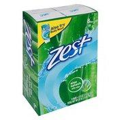 Zest Bar Soap, Aloe Splash, with Aloe