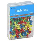 For Keeps Push Pins, Assorted Colors