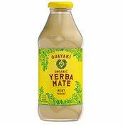 Guayaki Yerba Mate Organic Mint Terere Beverage