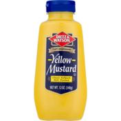 Dietz & Watson Yellow Mustard