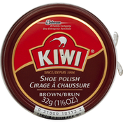 Kiwi Shoe Polish, Brown