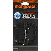 Mongoose Pedals, Aluminum Bike