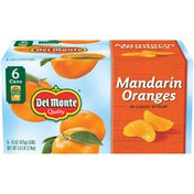 Del Monte in Light Syrup Mandarin Oranges