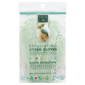 Earth Therapeutics Hydro Gloves, Exfoliating