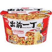 Nissin Original Soy Sauce Flavor Ramen Noodle Soup