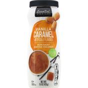 Essential Everyday Coffee Creamer, Non-Dairy, Vanilla Caramel