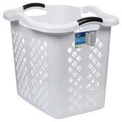Home Logic Laundry Basket/Open Hamper, Lamper
