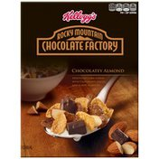 Kellogg's Rocky Mountain Chocolate Factory Chocolately Almond Cereal