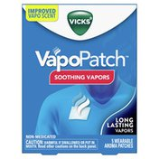 Vicks Vapopatch With Soothing Vapors