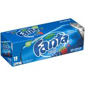 Fanta Berry Fruit Flavored Soda Soft Drink