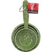 Cocinaware Measuring Cups, Green