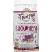 Bob's Red Mill Organic Whole Grain Buckwheat