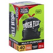 Texas Tough Multi Purpose Bags, Draw String