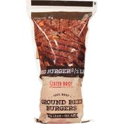 Stater Bros. Markets 85% Lean 15% Fat Ground Beef Patties
