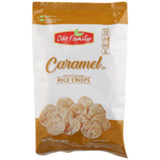 Our Family Caramel Rice Crisps