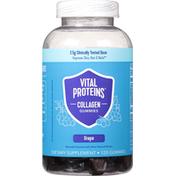 Vital Proteins Collagen, Gummies, Grape