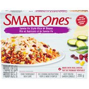 Smart Ones Santa Fe Style Rice & Beans Frozen Meal