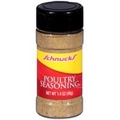 Schnucks Poultry Seasoning