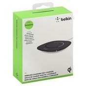 Belkin Charging Pad + Charger, Wireless, for Smartphones