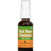 Herb Pharm Not Now Nausea, Herbs on the Go