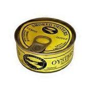 Ekone Oyster Co. Smoked Oysters, Lemon Pepper