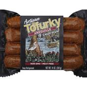 Tofurky Andouille, Artisan, Cajun-Style