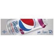 Pepsi Soda , Cherry Cola