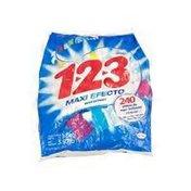 123 Fresca Blancura Detergent