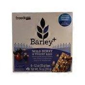 Barley Bars Wild Berry Yogurt
