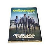 Warner Home Video Entourage Movie DVD