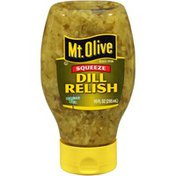Mt. Olive Squeeze Dill Relish