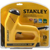 Stanley Staple/Nail Gun, Electric, Heavy Duty, 18 Guage