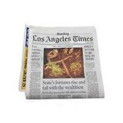 Dr Patrick Soon-Shiong LA Times Sunday Newspaper