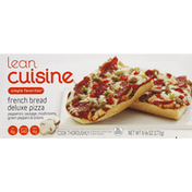 Lean Cuisine Pizza, French Bread, Deluxe