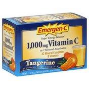 Emergen-C Flavored Fizzy Drink Mix, Vitamin C, Tangerine