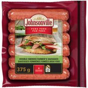 Johnsonville Double Smoked Farmers Style (102081) Smoked