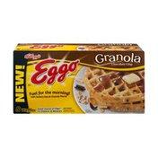 Eggo Waffles Granola Chocolate Chip - 8 CT