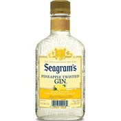 Seagram's Twisted Gin Pineapple
