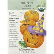 Botanical Interests Seeds, Pumpkin, Howden