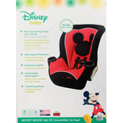 Disney Baby Car Seat, Convertible, APT 50, Mickey Mouse, 40 Pounds