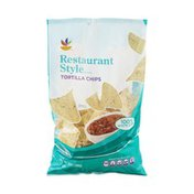 SB Tortilla Chips Restaurant Style
