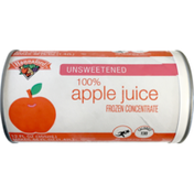 Hannaford Unsweetened 100% Apple Juice Frozen Concentrate