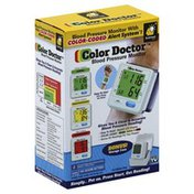 Bulb Head Blood Pressure Monitor, Color Doctor