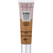 Maybelline Protective Make-up, Toffee 330, SPF 50