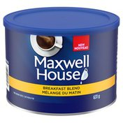 Maxwell House Breakfast Blend Pure Ground Coffee