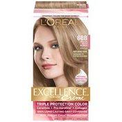 Excellence Creme Triple Protection Medium Beige Blonde Cooler 8BB Hair Color