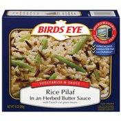 Birds Eye In Herbed Butter Sauce Birds Eye In Herbed Butter Sauce Rice Pilaf
