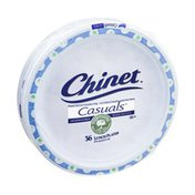 Chinet Casuals Lunch Plates - 36 CT